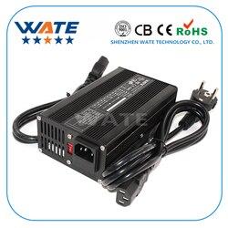50.4 v 4A Charger 12 s 44.4 v E-Bike Li-Ion Batterij Smart Charger Lipo/LiMn2O4/LiCoO2 batterij Oplader Wereldwijde Certificering
