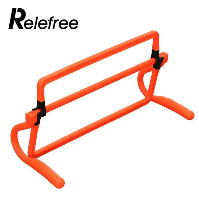 relefree Football Training Height Adjustable Removable Barrier Frame ...