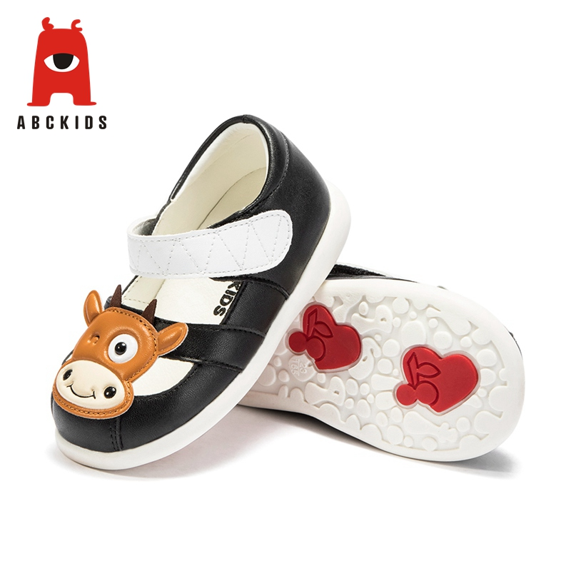 ABC KIDS Spring Baby Boys Breathable Anti Slip Animal Casual Walking Shoes Sneakers Soft Soled Sneakers     - title=