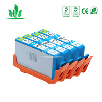 4pcs 903xl Compatible Ink Cartridge for HP903 HP 903 hp 903XL suit for Officejet Pro 6970 6950 6960 Printer