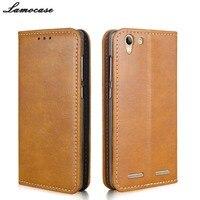 Leather Phone Case For Lenovo Vibe K5 Plus Flip Cover For Lenovo Vibe K5 K5 Plus