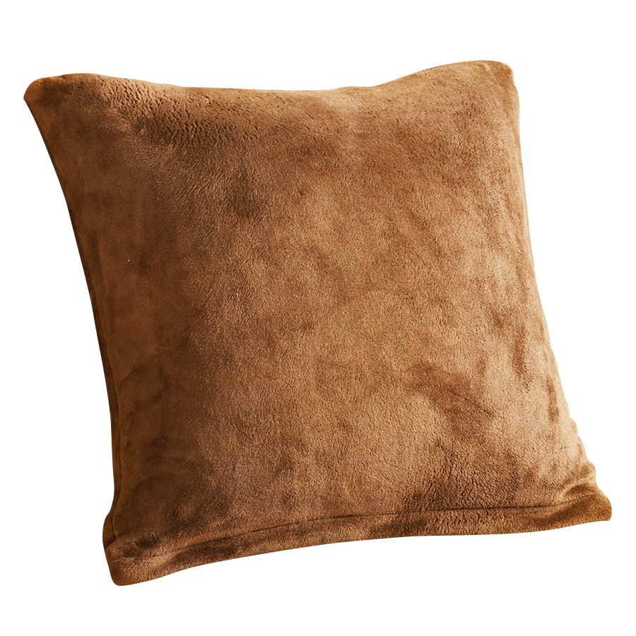 4545cm plush velvet cushion cover pillow case cushion for 6 cushion sofa covers