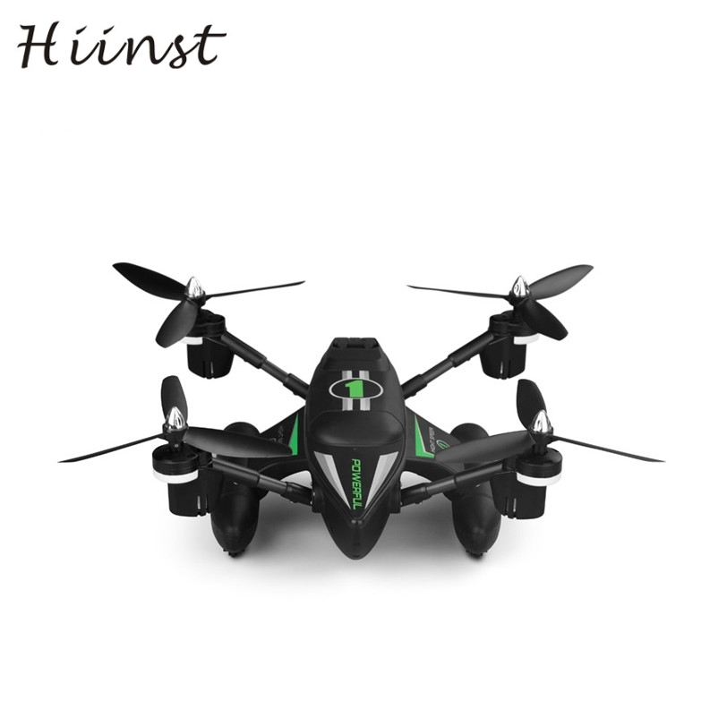 HIINST HOT dropshipping  high quality Q353 Triphibian 2.G 6-Axis Air-Ground-Water RC Quadcopter-Pre-order HK S40 Ag18 2016 high quality top version hk 8016 water ionizer