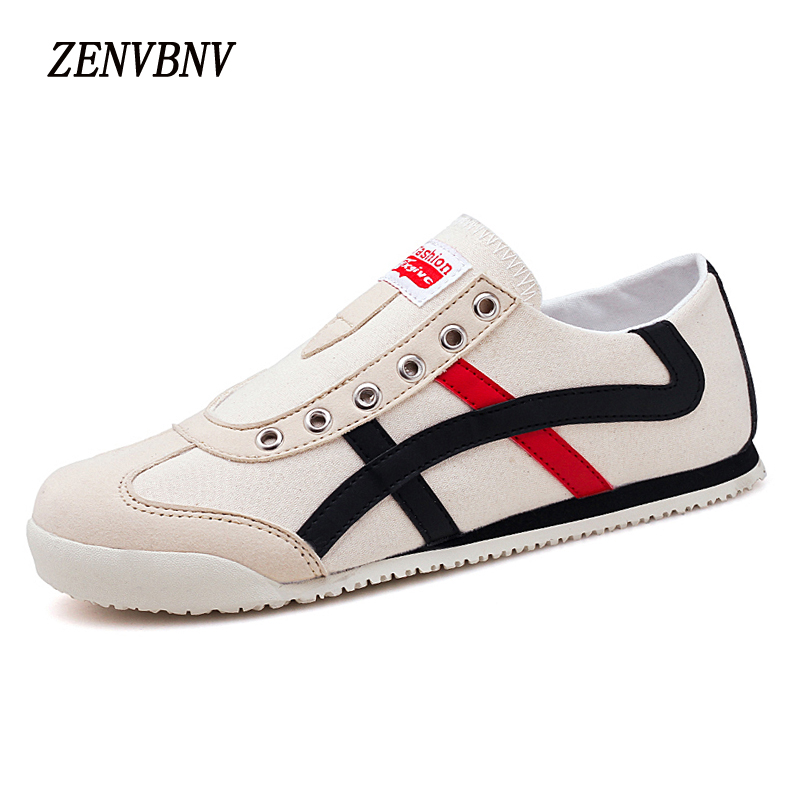 ZENVBNV Hot Sale Autumn Men Canvas Shoes Breathable Male Casual Shoes Fashion Chaussure Homme Zapatos Hombre Men Outdoor Shoes