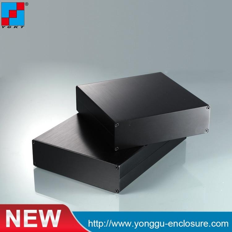 YGS-023 152-44-200 mm (W-H-L)  junction box aluminum electronics aluminum case diy electrical cabinet 44 023 1147234