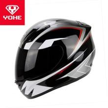 2018 Winter New Europe ECE-R22/5 Certification YOHE Full Face Motorcycle Helmet