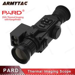 PARD Hunt-Pro 384-17 цифровая Тепловизионная Охотничья винтовка с оптикой ночного видения с дальномером
