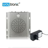 Motion Sensor Music Player Intelligent Doorbell