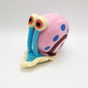 Image 5 - 1pc Cute SpongeBob plush toys SpongeBob/Patrick Star/Squidward Tentacles/Eugene/Sheldon/Gary stuffed doll Toys for Kids Girls