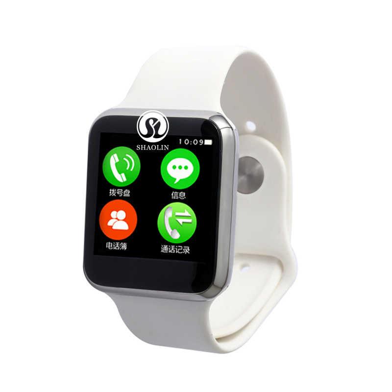 スマート腕時計シリーズ 4 時計同期通知サポート Bluetooth 接続 apple の iphone 5 6 7 8 X の Android 携帯電話スマートウォッチ