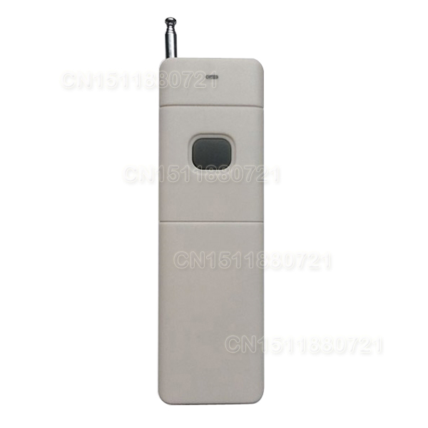 3000m Remote Control Transmitter RF Radio Remote 315/433 Long Range Distance High Power Transmitter TX 1CH Big Button 2262