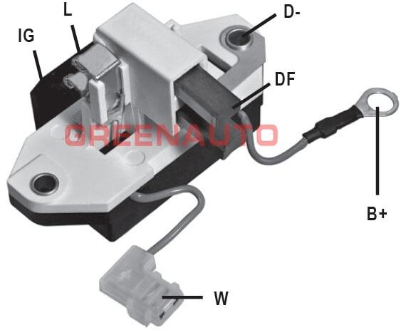 НОВИ Регулатор напона алтернатора - Ауто делови