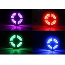 JOYING Turn Signal Light Rear Strip Light font b Lamp b font Universal RGB multicolor trunk