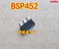 10Pcs BSP452 SOT223 New