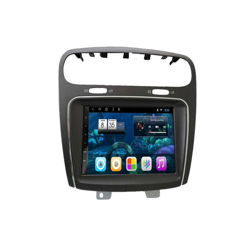 Image 2 - 2 Din Android 7.1 Car Radio Head Unit Autoradio Player For Fiat Leap Freemont Dodge Journey Stereo GPS Navigation Magnitol Video-in Car Multimedia Player from Automobiles & Motorcycles