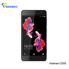 2016 Newest Hisense C20S Rugged Phone IP67 Octa Core Smartphone 5inch 13MP 3GB RAM 32GB ROM Mobile Phone Fingerprint unlock