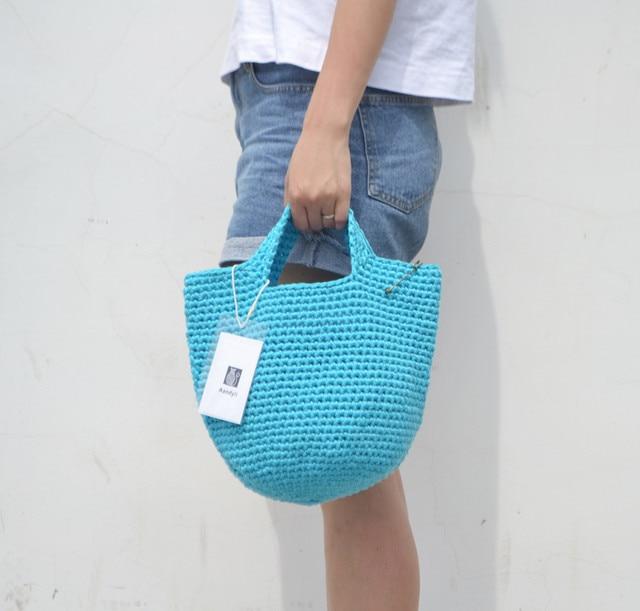 Handbag Weave Bucket...