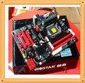 Frete grátis H55 motherboard Ying Thai H55A + 1156 Deluxe suporte I3 I5 I7 motherboard grande placa sólida X3450