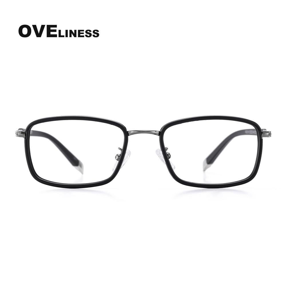 gözlük çərçivələri kişilər üçün Optical Transparent Clear - Geyim aksesuarları - Fotoqrafiya 3