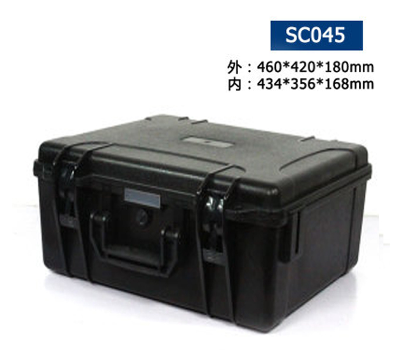Tool case toolbox suitcase Impact resistant sealed waterproof ABS case Photographic equipment box camera case with pre-cut foam tool case toolbox suitcase impact resistant sealed waterproof abs case 490 333 132mm camera case equipment box with pre cut foam