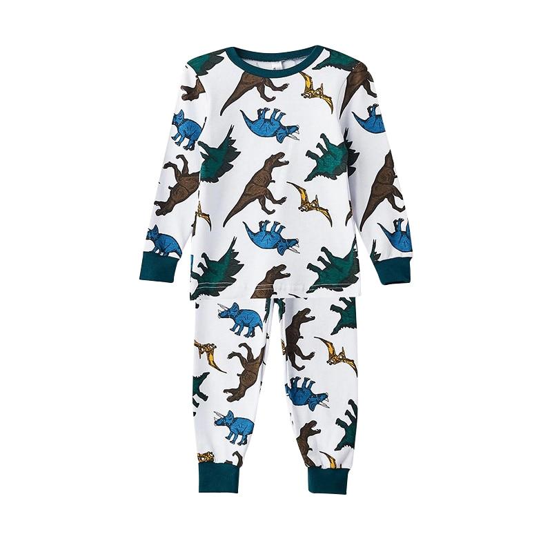 Фото - Pajama Sets MODIS M182U00201 for boys kids clothes children clothes TmallFS milk print long pajama set