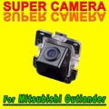 For Sony CCD Mitsubishi Outlander Car Autoradio Rear View Parking CAM Camera Back Up Reverse waterproof Kit  for GPS