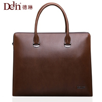 Delin Men S Handbag Bales Business Briefcase Men S Shoulder Bag Light Small Men Bag