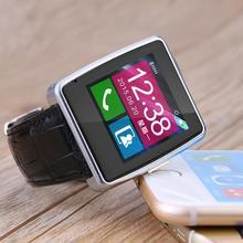 2016 auf TV D11 Luxus Bluetooth Smart Watch Wrist Smartwatch Männer Armbanduhr Tragbares Gerät Für IOS & Android Telefon Armband
