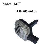 цена на 1pc SEEYULE Engine Oil Level Sensor 1J0 907 660 B for VW Passat B5 Bora Golf Jetta MK4 for Audi A6 C5 A4 B6 B7 1J0 907 660B