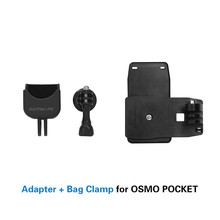 1/4 Adapter Multifunctional Expanding Switch Connection with Backpack Clamp for DJI OSMO POCKET gimbal Accessories