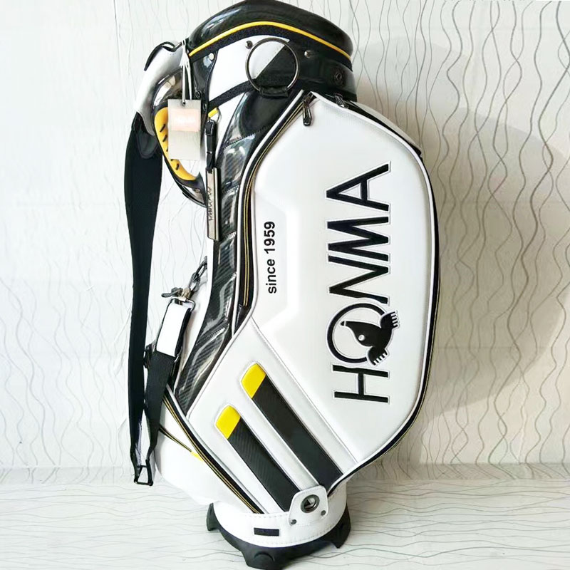 New Cooyute Golf bag HONMA PU Golf clubs bag in choice 9inch Standard Ball Package HONMA Golf Cart bag Free shipping клавиатура microsoft wireless optical desktop 3000 black blue usb mfc 00019