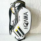New Cooyute Golf bag HONMA PU Golf clubs bag in choice 9inch Standard Ball Package HONMA Golf Cart bag Free shipping