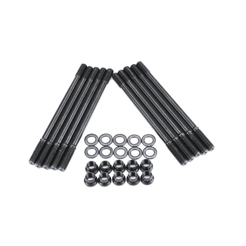 6.0L Head Stud Replacement Kit for 2003-2007 Ford PowerStroke Diesel Cylinder
