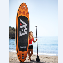 AQUA MARINA 2019 year FUSION 104Stand Up Paddle Board Inflatable Surfing board including Oar ,Pump ,Carrybag ,Repair Patch