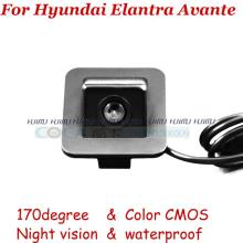 wireless wire Car parking assistance Rear View Reverse backup Camera For Hyundai Elantra Avante waterproof IP68 night vision