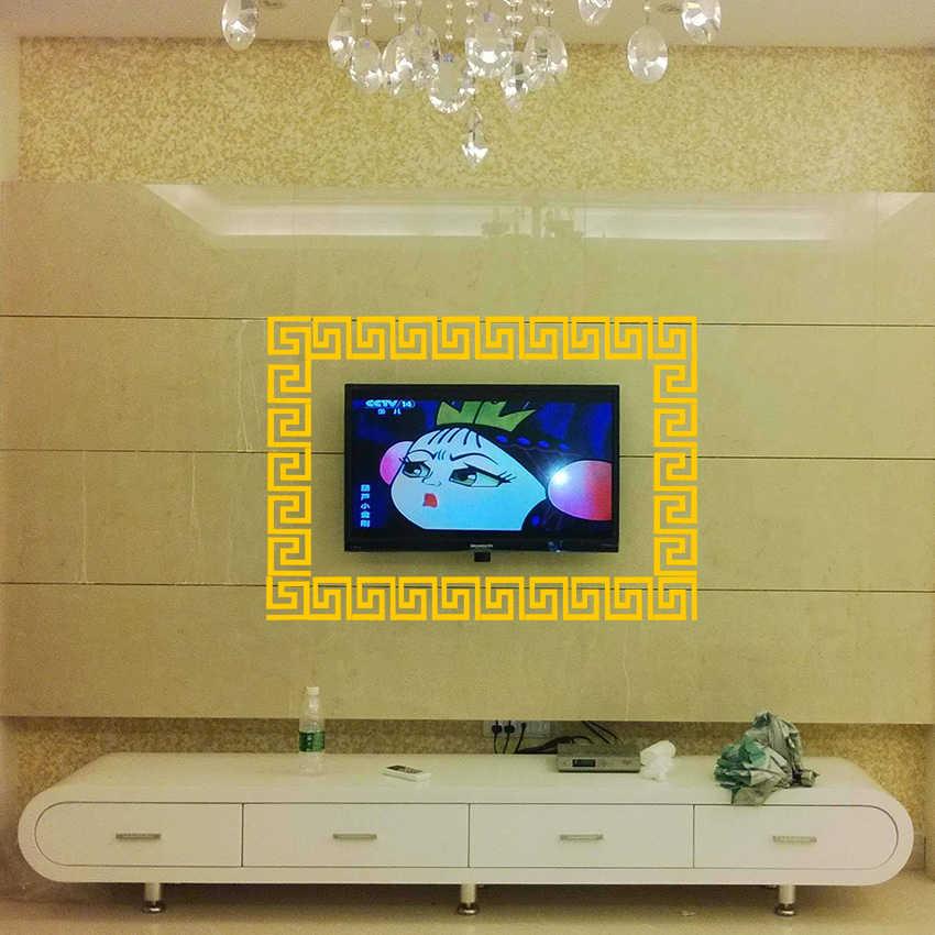 10 قطعة الخصر هندسية ثلاثية الأبعاد مرآة الجدار ملصق للسقف غرفة المعيشة غرفة نوم الاكريليك جدارية ديكور للمنزل سهل التركيب صور مطبوعة للحوائط