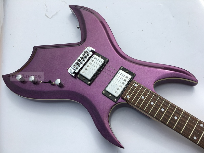 high quality Swallowtail electric guitarhigh quality Swallowtail electric guitar