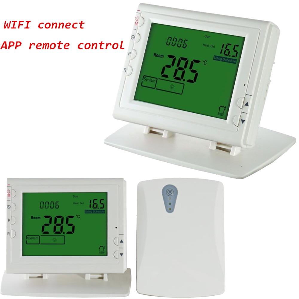 buy wifi wireless programmable thermostat