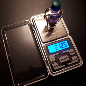 Image 5 - Electronic Digital Pocket Scale 0.01g Precision Mini Jewelry Weighing Scale Backlight Scales 0.1g for Kitchen 100/200/300/500g