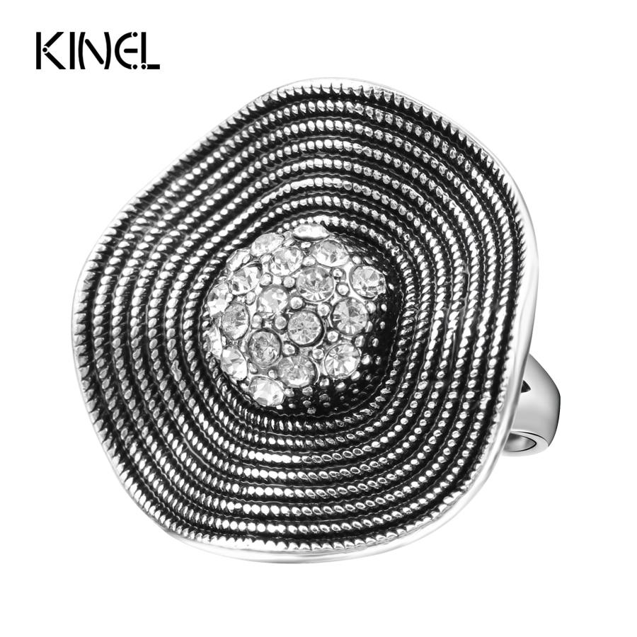 Hot Sale Crystal Rings 2017 Temperament