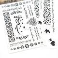 Nueva tatuajes temporales etiqueta engomada 10 unids/lote árabe Tattoo Body impermeable tatuajes del brazo pecho RF