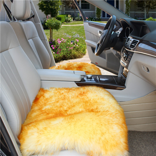 A Taobao Factory Support On Behalf Of Australia Wool Winter Car Seat