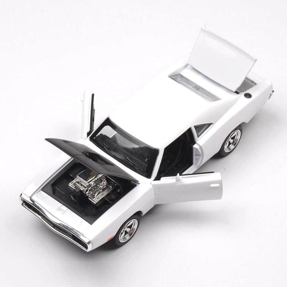 1:32 Schaal Legering Diecast Modelauto Kinderspeelgoed 1/32 Fast & - Auto's en voertuigen - Foto 4