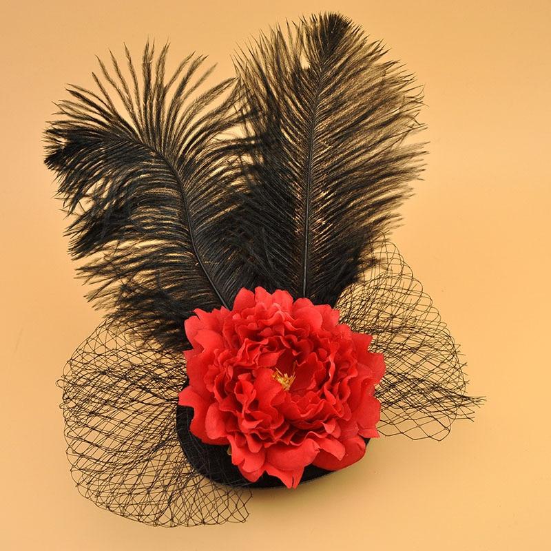 evening dress hair accessories