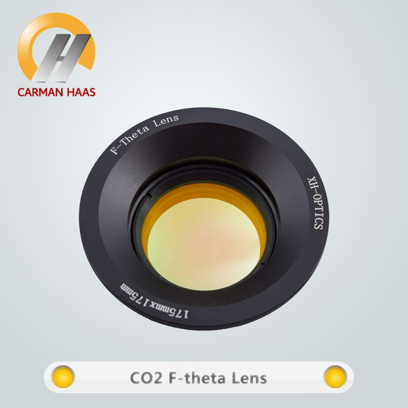 Carmanhaas High Quality Co2 Laser F Theta Lens For Laser Marking Machine ZnSe Scan Lens in Lenses from Tools