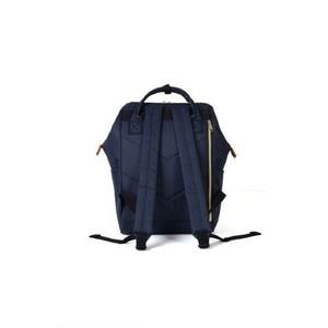Image 4 - Yeni moda anello yüzük okul sırt çantası 15.6 inç tuval laptop yüzük paketi japonya marka genç erkekler ve kadınlar sırt çantası