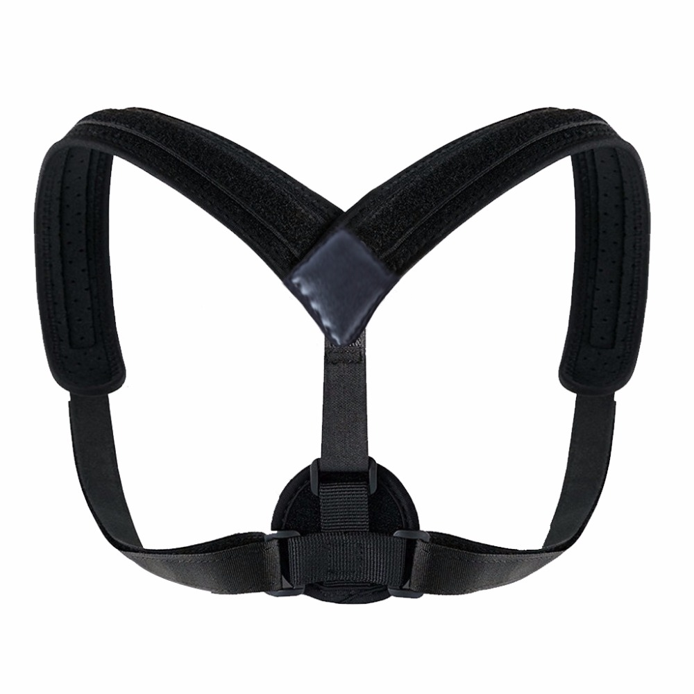 Upper Back Posture Corrector Shoulder Clavicle Support Shaping Belt Back Slouching Corrective Posture Correction Spine Braces