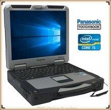 Сенсорный экран Panasonic Toughbook MK2 CF 31 Core i5/RAM 4 Гб, полностью защищенный, в стиле милитари, для Star C3/C4/C5 Icom A2 next alldata