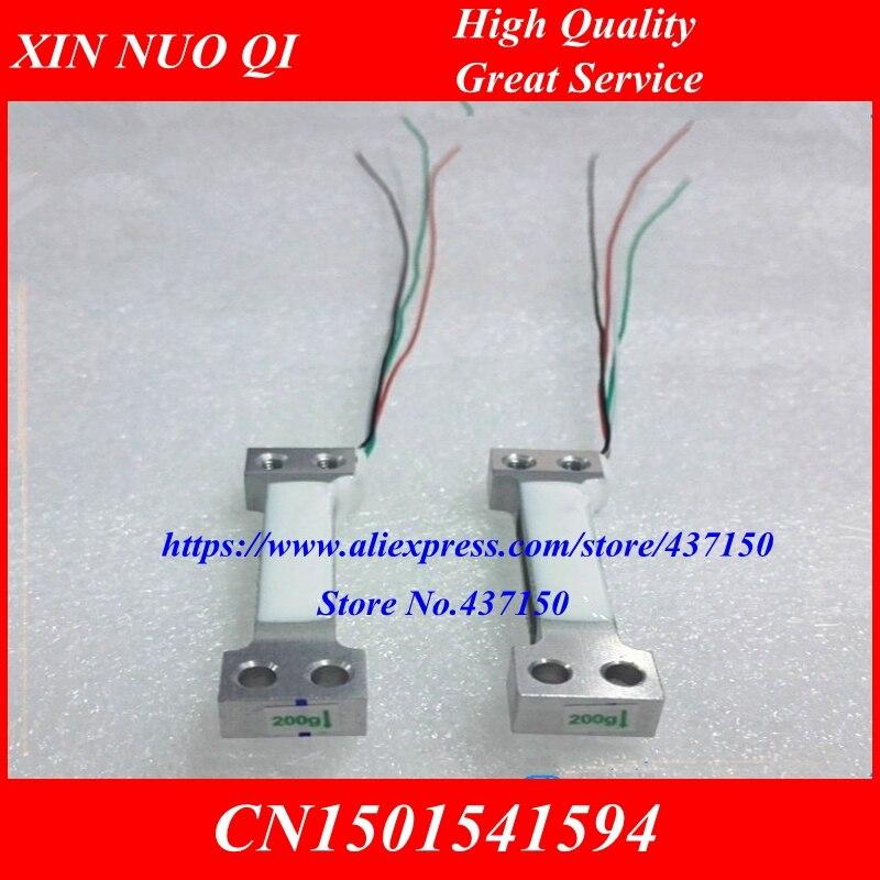 10pcs lot 750g 0 2kg 0 75kg Aluminum Alloy Weighing Sensor Miniature Load Cell Weight sensor