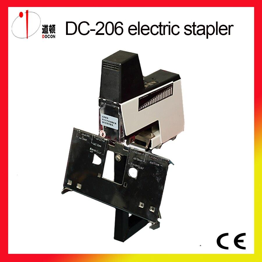 DOCON DC 206 elektrische hefter, bindemaschine, Schwere Elektrische ...